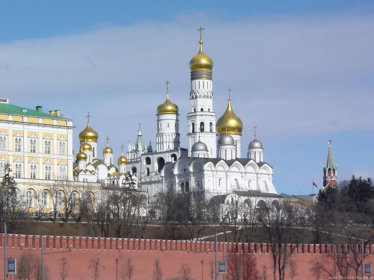 Колокольня Ивана Великого, Россия, Москва, Кремль.
